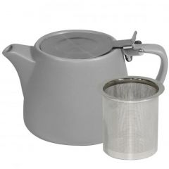 Brew Silver Ice Stackable Teapot 500ml