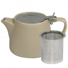 Brew Harvest Stackable Teapot 500ml with SS Infuser and Lid