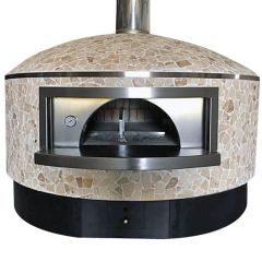 Ceky Woodfired Pizza Oven 120mm with Gas Assist