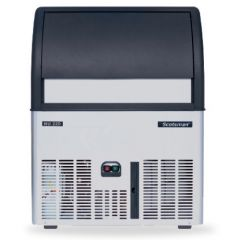 Scotsman NU 220 AS OX Ice Maker Diced Cubes Self Contained
