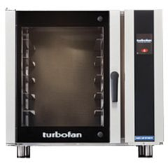 Turbofan E35T6-30 Electric Convection Oven With Touch Screen