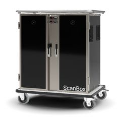 ScanBox Ergo Line Duo ExP H8+8 F Food Cart