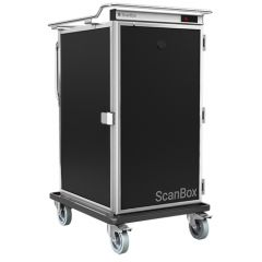 ScanBox Plated Line H96 Food Cart