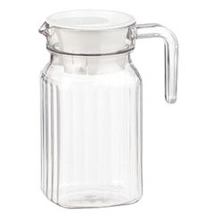Polycarbonate Pitcher with lid Clear 800ml