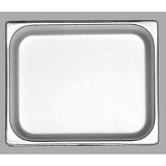 Delta Stainless Steel GN 1/2 Steam Pan