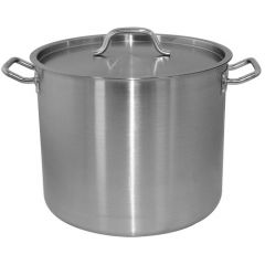 Maestro Stainless Steel Stockpot with Lid
