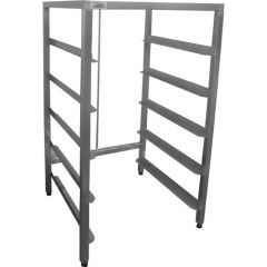 Stainless Steel Dishrack Stand for racks 500mm2