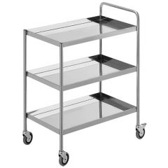 Simply Stainless 3 Tier Trolley