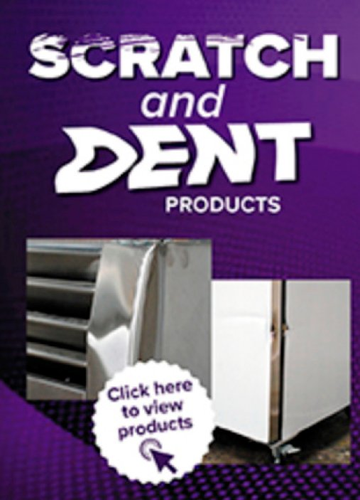 scratch and dent products