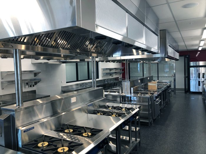 Southern Hospitality Commercial Kitchen Design
