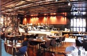 Sofitel Wellington Jadin Restaurant